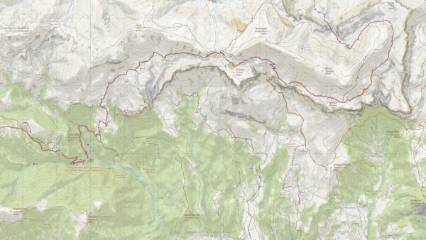 Dilijan-National-Park-Topo-Map-Sample
